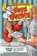Further Adv of Nick Wilson #1 (of 5) Cvr B Churchill (MR)