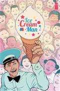 Ice Cream Man #1 Cvr A Morazzo & Ohalloran (MR)