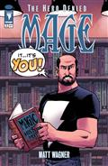 Mage Hero Denied #5 (of 15)
