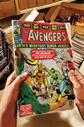 Avengers #676 Leg