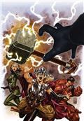 Avengers #678 Leg