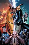 Rise of Black Panther #1 (of 6) Avengers Var Leg