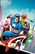 Old Man Hawkeye #1 (of 12) Kitson Avengers Var Leg