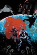 Inhumans Judgement Day #1 Leg