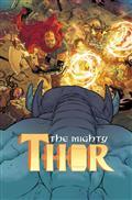 Mighty Thor #703 Leg