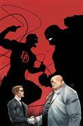 Daredevil #597 Leg
