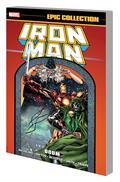 Iron Man Epic Collection TP Doom