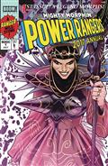 Mighty Morphin Power Rangers 2017 Annual #1 Mora Sdcc Excl V * Allocations May Occur.