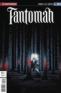 Fantomah Season 2 #1 Main Cvr