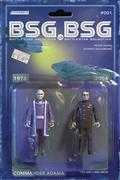 Bsg vs Bsg #1 (of 6) Cvr C Adama Action Figure