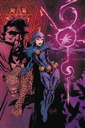 DF Tales of Teen Titans Raven #1 Wolfman Sgn (C: 0-1-2)
