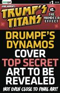 Trumps Titans vs Mandela Effect #1 Cvr C Drumpfs Dynamos Var