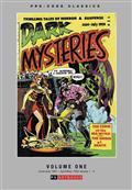 Pre Code Classics Dark Mysteries HC Vol 01 (C: 0-1-1)