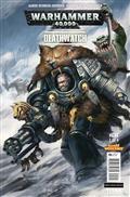 Warhammer 40000 Deathwatch #1 Cvr A Svendsen