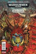 Warhammer 40000 Deathwatch #1 Cvr B Listrani