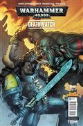Warhammer 40000 Deathwatch #1 Cvr C Bettin
