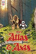 Atlas And Axis (Statix) #1 (of 4) Cvr B Pau