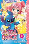 DISNEY-MANGA-MAGICAL-DANCE-GN-VOL-01