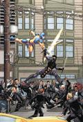 Ninjak vs Vu #1 (of 4) Cvr E 20 Copy Incv Portela