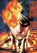 Fire Punch GN Vol 01 (MR) (C: 1-0-1)