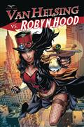 Van Helsing vs Robyn Hood #1 (of 4) A Cvr Riveiro