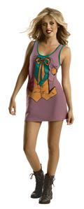 DC The Joker Tank Dress Lg (C: 1-0-2)