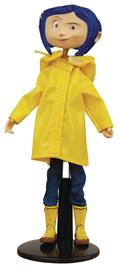 Coraline Raincoat Bendy Fashion Doll (C: 0-1-2)