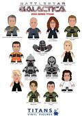Bsg Titans Mini Fig 20Pc Bmb Ds (C: 1-1-2)