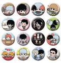 Button Badge Collection Gintama 16Pc Dis (C: 1-1-2)