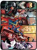 Marvel Now Female Heros Fleece Blanket (C: 1-1-2)