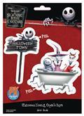 Nbx Halloween Town & Oogies Boys PX Vinyl Decal (C: 1-1-1)