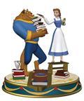 Finders Keypers Disney Belle & Beast Vinyl Keychain Fig (C: