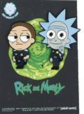 Rick And Morty Cop Rick And Morty Lapel Pin 2Pc Set (C: 1-0-