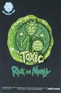 Rick And Morty Toxic Lapel Pin (C: 1-0-2)