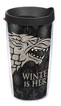 Got Winter Is Here 16Oz Tumbler W/ Black Lid (C: 1-1-2)