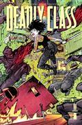 Deadly Class #37 Cvr B Johnson (MR)