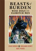 Beasts of Burden Wise Dogs & Eldritch Men HC (C: 1-1-2)