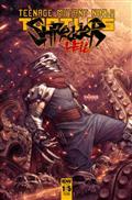 TMNT Shredder In Hell #1 Cvr A Santolouco
