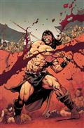 Conan The Barbarian #1 Asrar Party Var