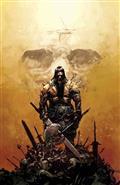 Conan The Barbarian #1 Zaffino Var