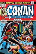 True Believers Conan Swords In Night #1