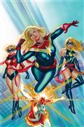Captain Marvel #1 Ross Var