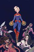 Captain Marvel #1 Tsai Var