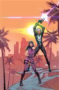 West Coast Avengers #7