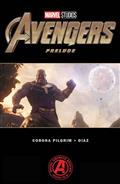Marvels Avengers Untitled Prelude #2 (of 3)
