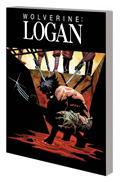 Wolverine TP Logan New PTG