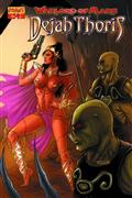 ART-OF-DEJAH-THORIS-THE-WORLDS-OF-MARS-HC-(MR)-(C-0-1-2)