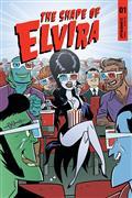 Elvira Shape of Elvira #1 Cvr B J Bone