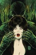 Elvira Shape of Elvira #1 10 Copy Francavilla Virgin (Net)