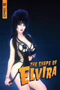 Elvira Shape of Elvira #1 Sgn Photo Var (C: 0-1-2)